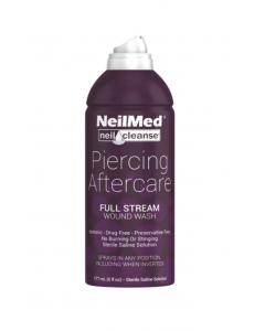 NeilMed Piercing Aftercare Full Stream